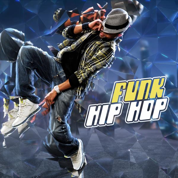 Album art for the HIP HOP album FUNK HIP HOP.