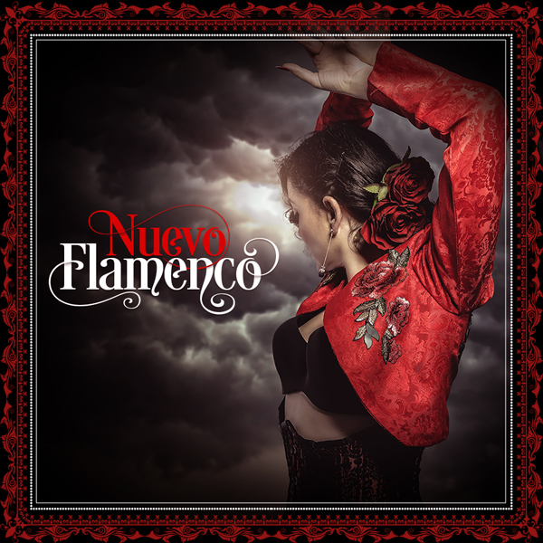 Album art for the POP album NUEVO FLAMENCO.
