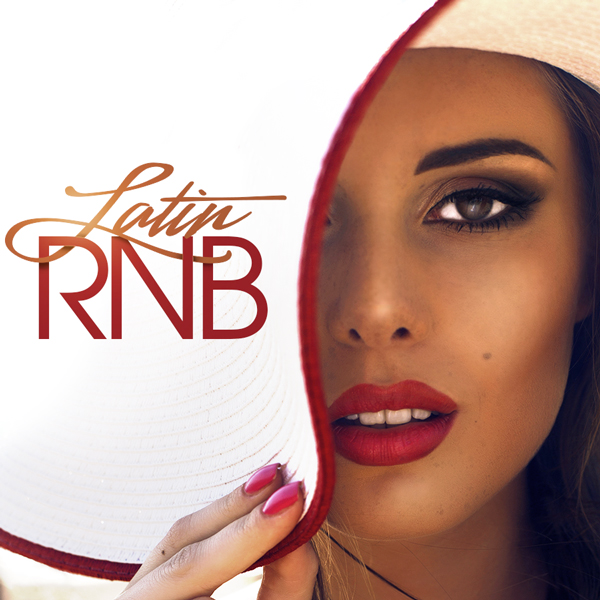 Album art for the R&B album LATIN RNB by PRESENTED BY DOJO IN THE SKY.