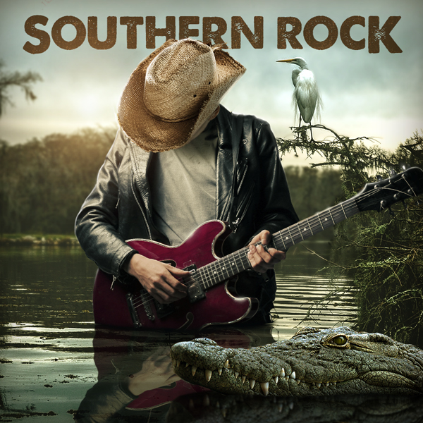 Album cover of SOUTHERN ROCK