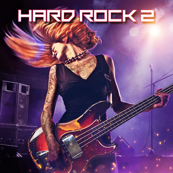 Album cover of HARD ROCK 2