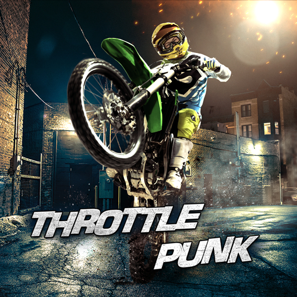 THROTTLE PUNK