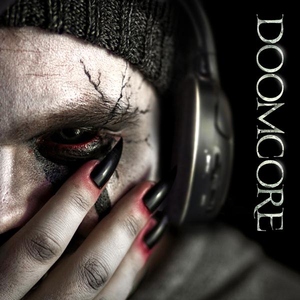 Album art for the ROCK album DOOMCORE.