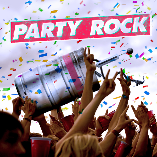 Album cover of PARTY ROCK