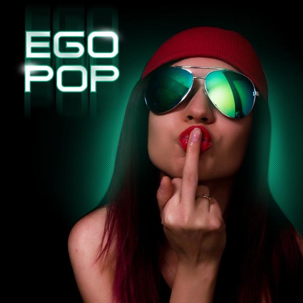Album art for the POP album EGO POP.