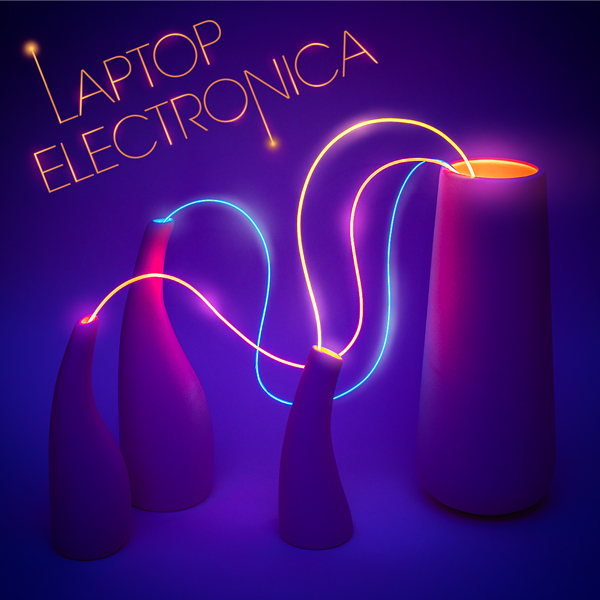 Album art for the ELECTRONICA album LAPTOP ELECTRONICA.