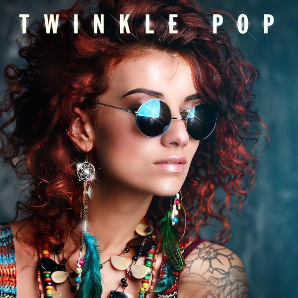 Album cover of TWINKLE POP