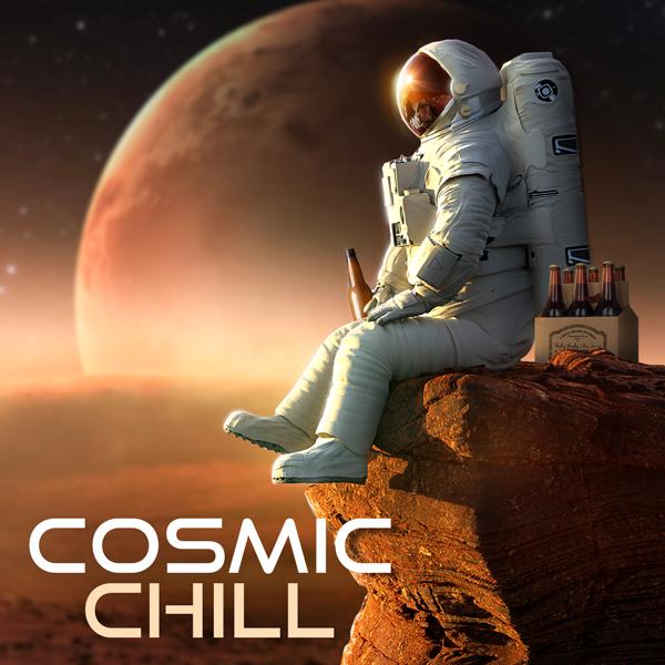Album art for the POP album COSMIC CHILL.