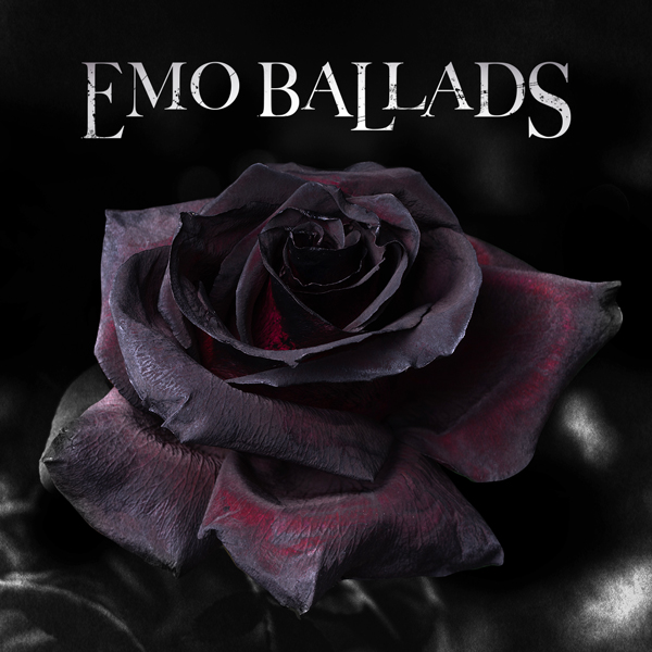Album art for the POP album EMO BALLADS.