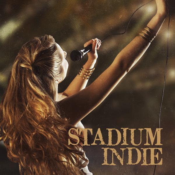 Album art for the POP album STADIUM INDIE.