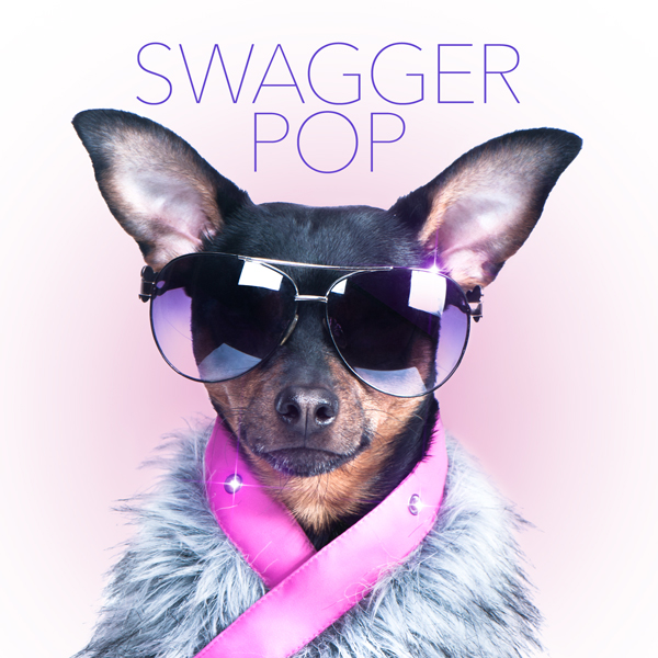 Album art for the POP album SWAGGER POP.