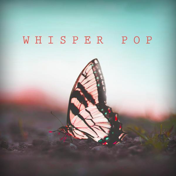 Album art for the POP album WHISPER POP.