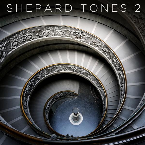 Album art for the SCORE album SHEPARD TONES 2.
