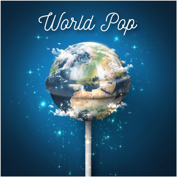 Album art for the WORLD album WORLD POP.