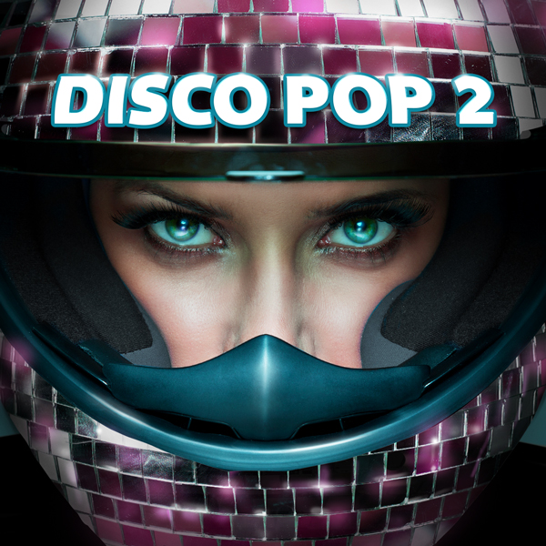 Album art for the POP album DISCO POP 2.