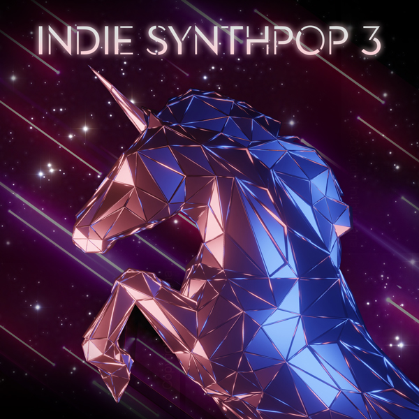 Album art for the POP album INDIE SYNTHPOP 3.