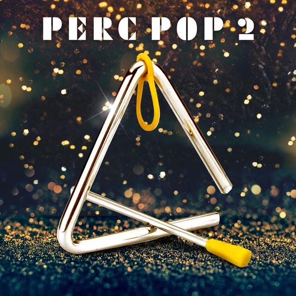 Album art for the POP album PERC POP 2.