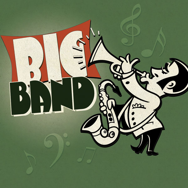 Album cover of BIG BAND