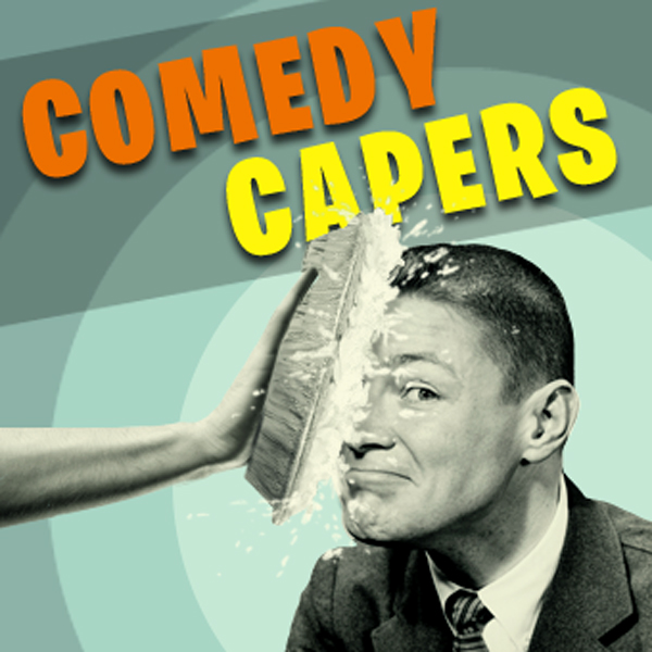 Album cover of COMEDY CAPERS