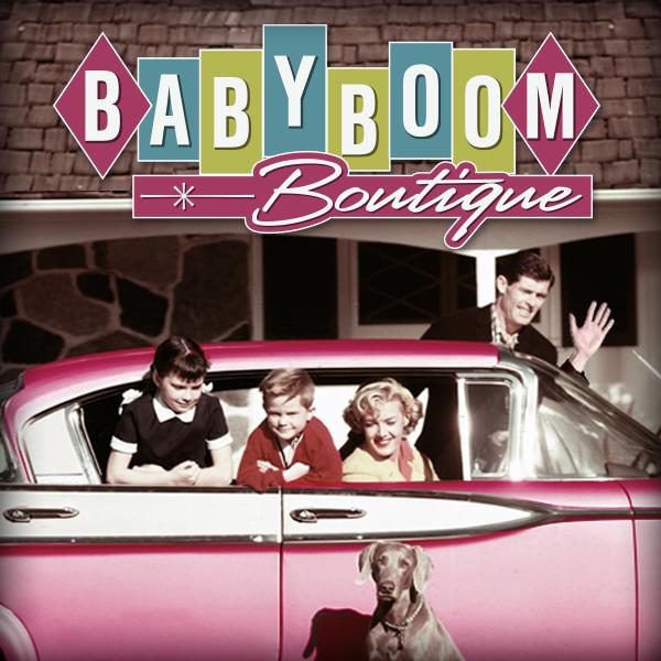 Album art for the EASY LISTENING album BABY BOOM BOUTIQUE.