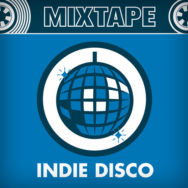 Album art for the POP album INDIE DISCO.