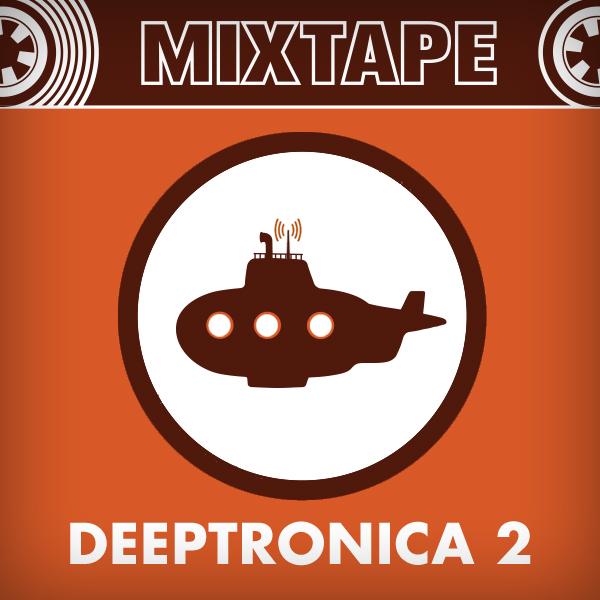 Album art for the ELECTRONICA album DEEPTRONICA 2.