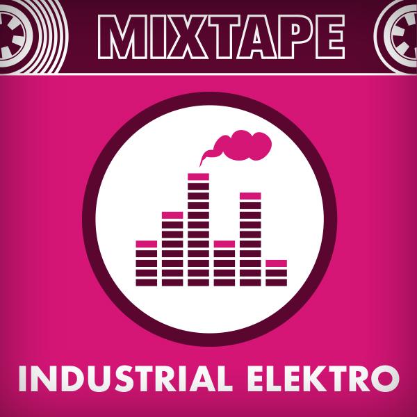 Album art for the EDM album INDUSTRIAL ELEKTRO.