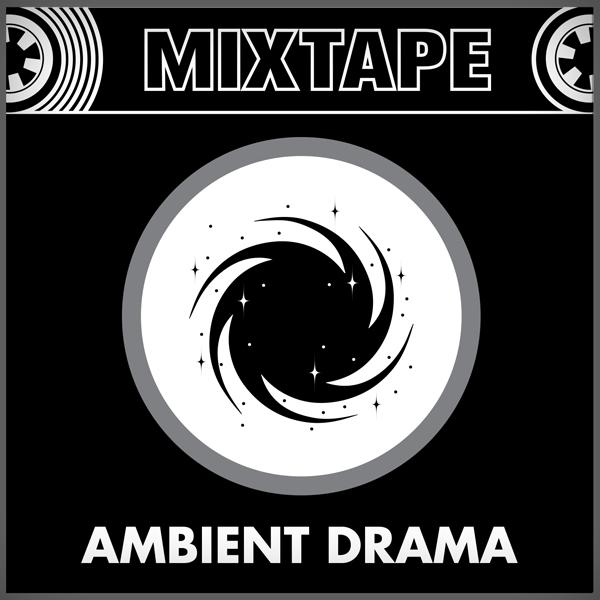 Album art for the SCORE album AMBIENT DRAMA.