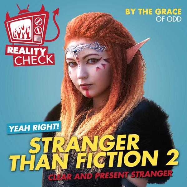 Album cover of STRANGER THAN FICTION 2