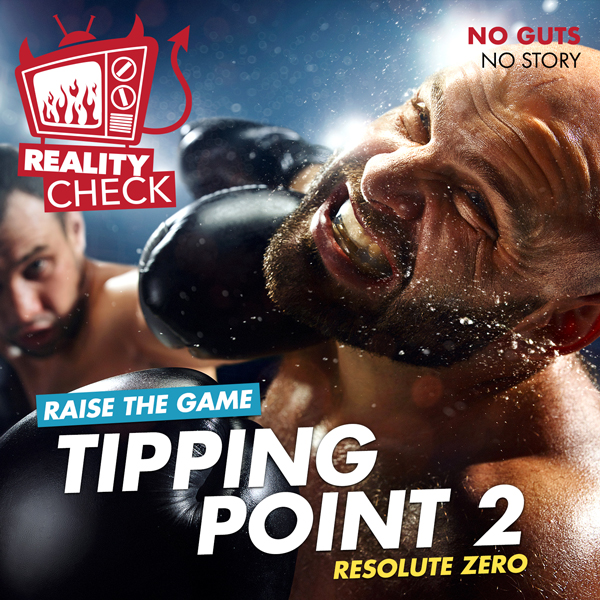 Album art for the REALITY album TIPPING POINT 2.