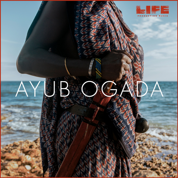 Album art for the WORLD album AYUB OGADA by AYUB OGADA.