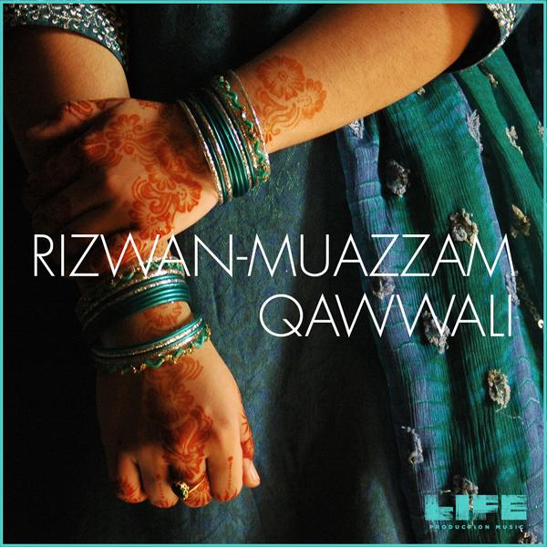 Album art for the WORLD album RIZWAN-MUAZZAM QAWWALI by RIZWAN-MUAZZAM QAWWALI.