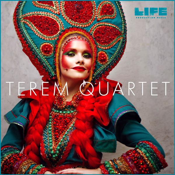 Album art for the WORLD album TEREM QUARTET by TEREM QUARTET.