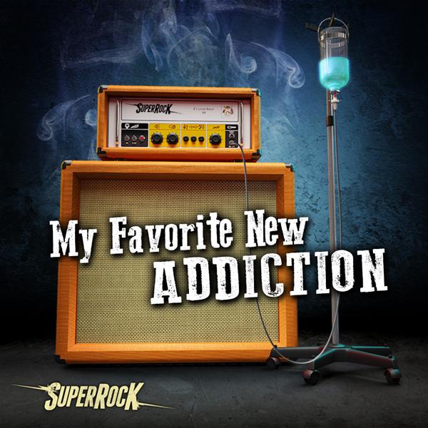 MY FAVORITE NEW ADDICTION