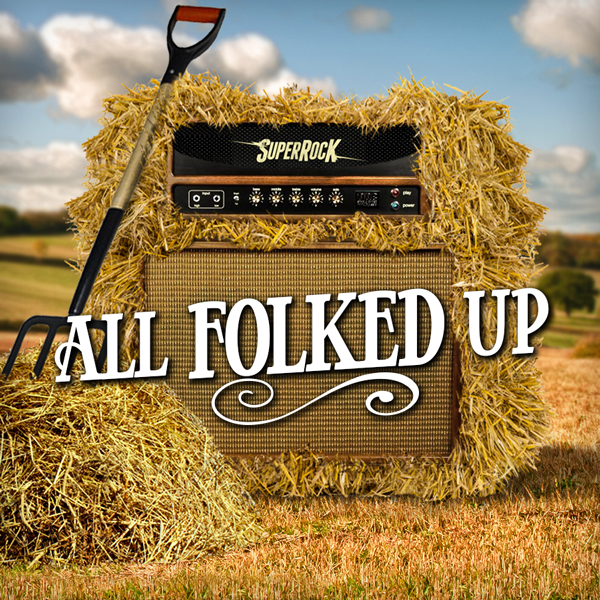 Album cover of ALL FOLKED UP