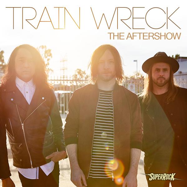 Album cover of TRAIN WRECK