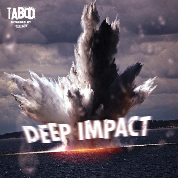 Album art for the SOUND DESIGN album DEEP IMPACT.