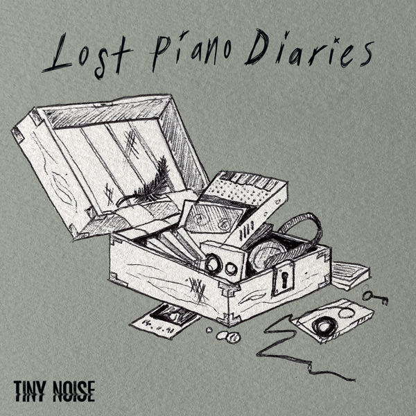Album art for the CLASSICAL album LOST PIANO DIARIES.
