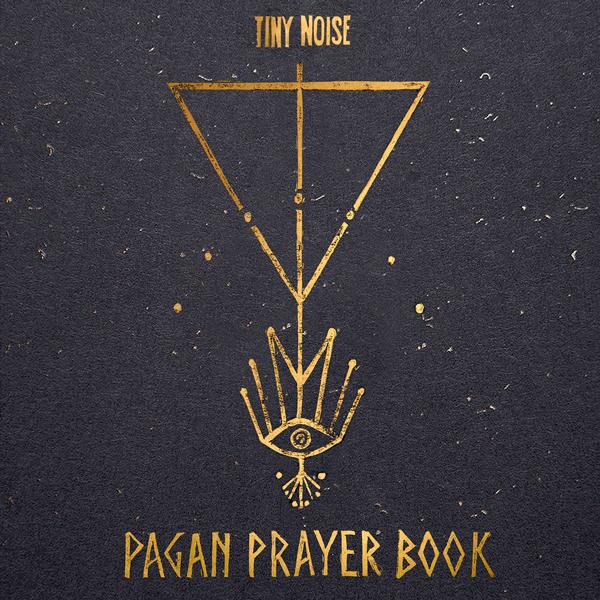 Album art for the SCORE album PAGAN PRAYER BOOK.