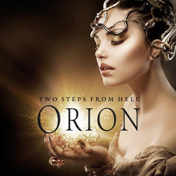 Album art for the SCORE album ORION.