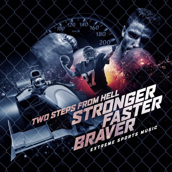 STRONGER FASTER BRAVER