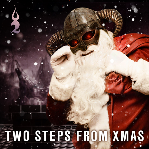 TWO STEPS FROM XMAS