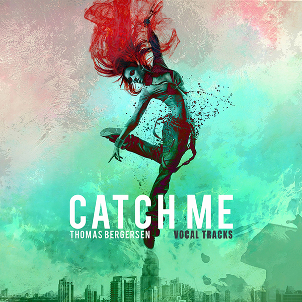 Album art for the SCORE album CATCH ME by THOMAS BERGERSEN.