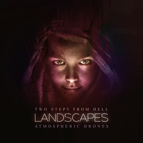 Album art for the ATMOSPHERIC album LANDSCAPES by THOMAS BERGERSEN.