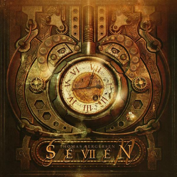Album art for the SCORE album SEVEN by THOMAS BERGERSEN.