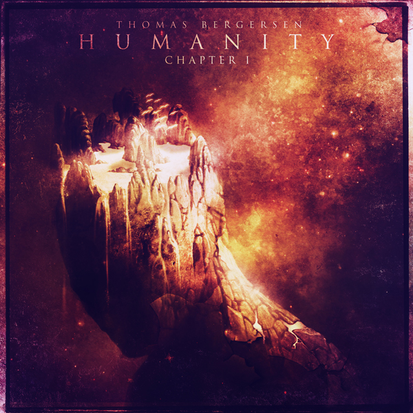 Album art for the SCORE album HUMANITY – CHAPTER 1 by THOMAS BERGERSEN.