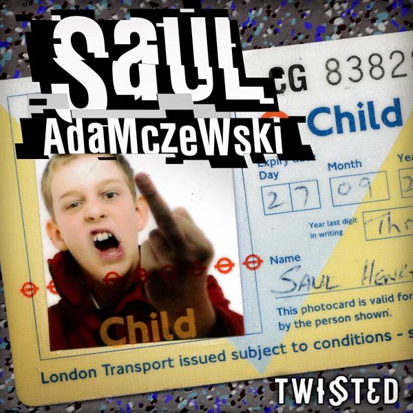 Album art for the ELECTRONICA album SAUL ADAMCZEWSKI  by SAUL ADAMCZEWSKI.
