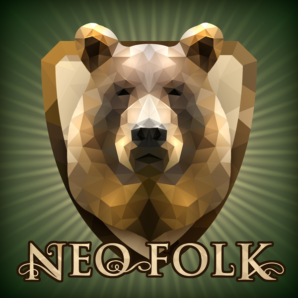 Album art for the FOLK album NEO FOLK.