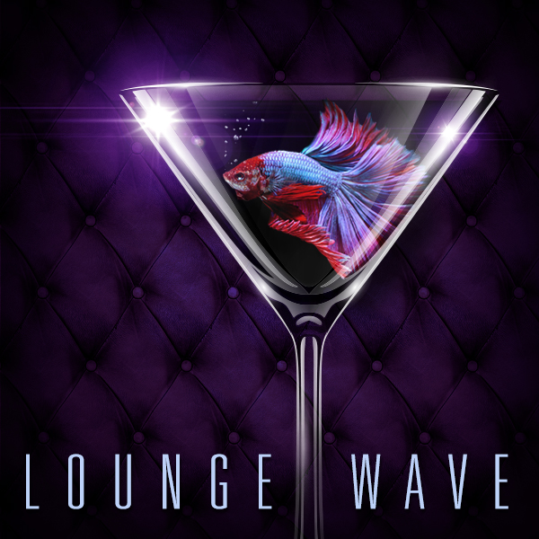Album art for the JAZZ album LOUNGE WAVE.