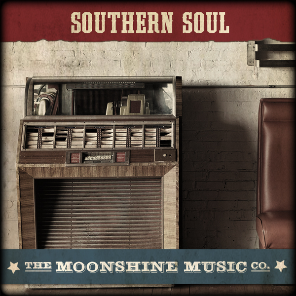 Album art for the R&B album SOUTHERN SOUL.